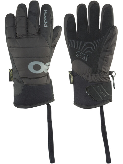 Roeckl Kids Alagna GTX Ski Gloves black